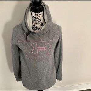 Under Armour hoodie size xs